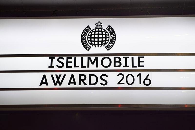 I Sell Mobile Awards 2016