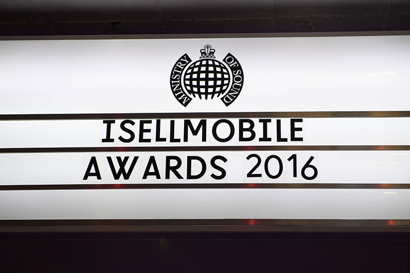 I Sell Mobile Awards 2016