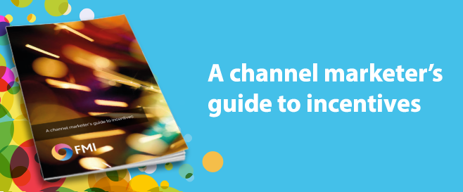 A channel marketers guide to incentives