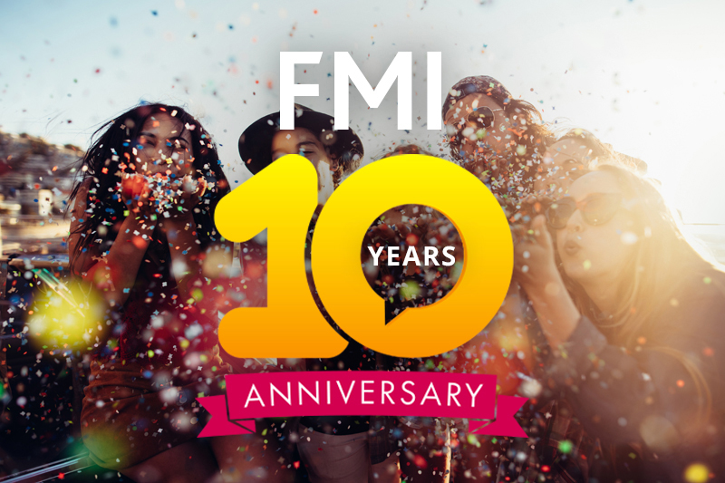 FMI Agency 10 Years