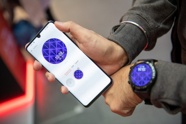 Experiential roadshows with Huawei